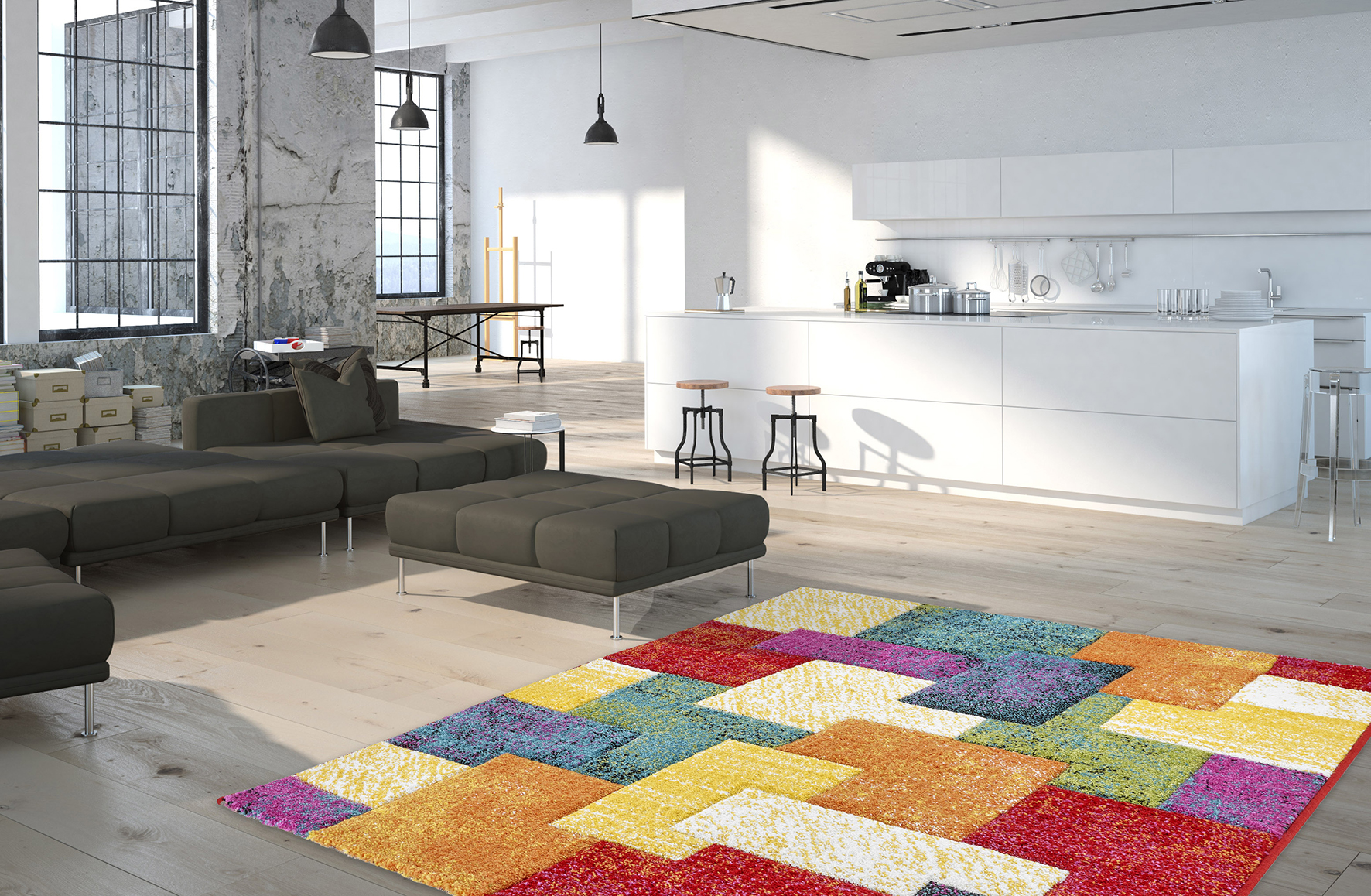 Design szőnyeg