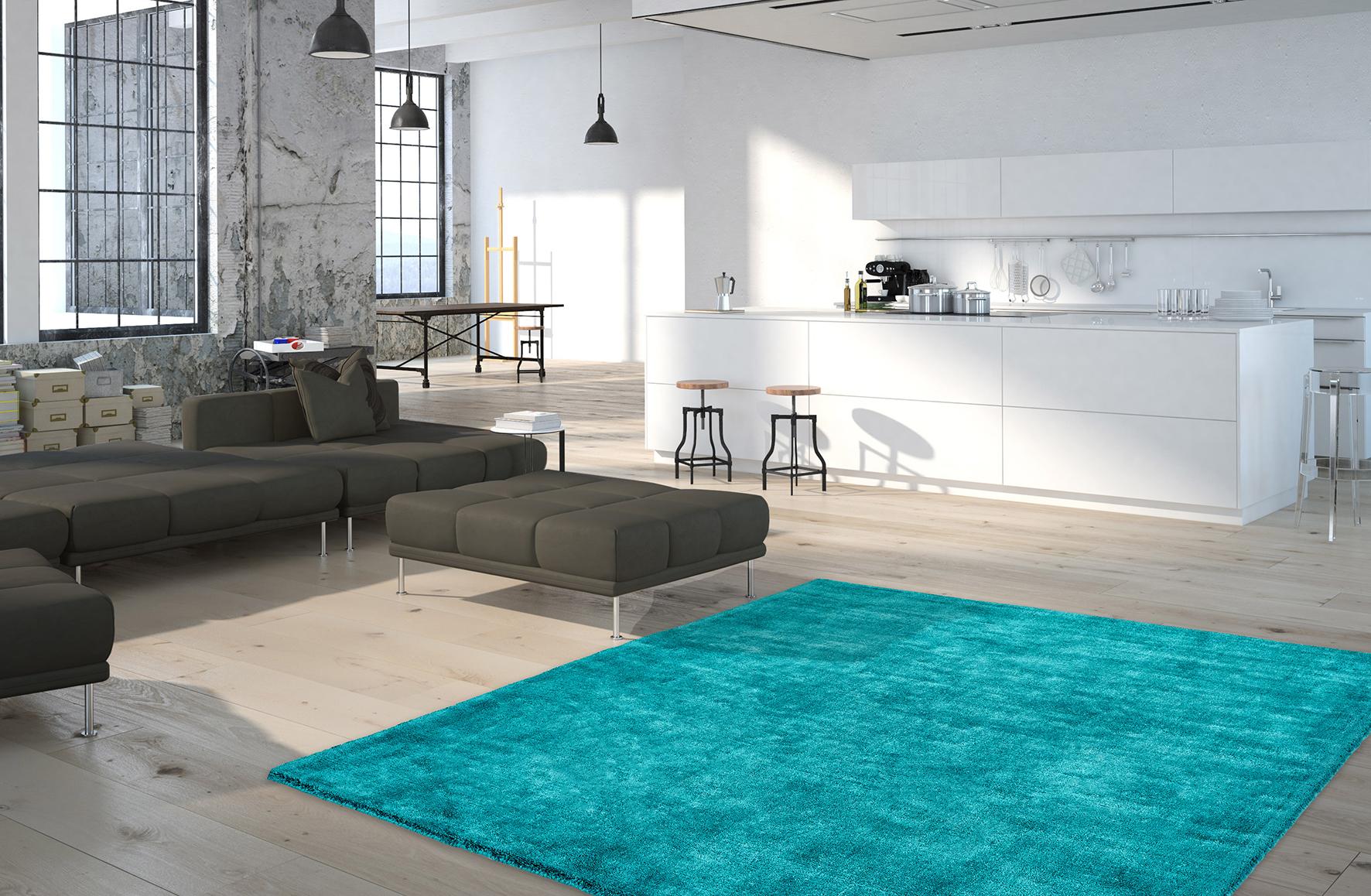 Egyszínű szőnyeg