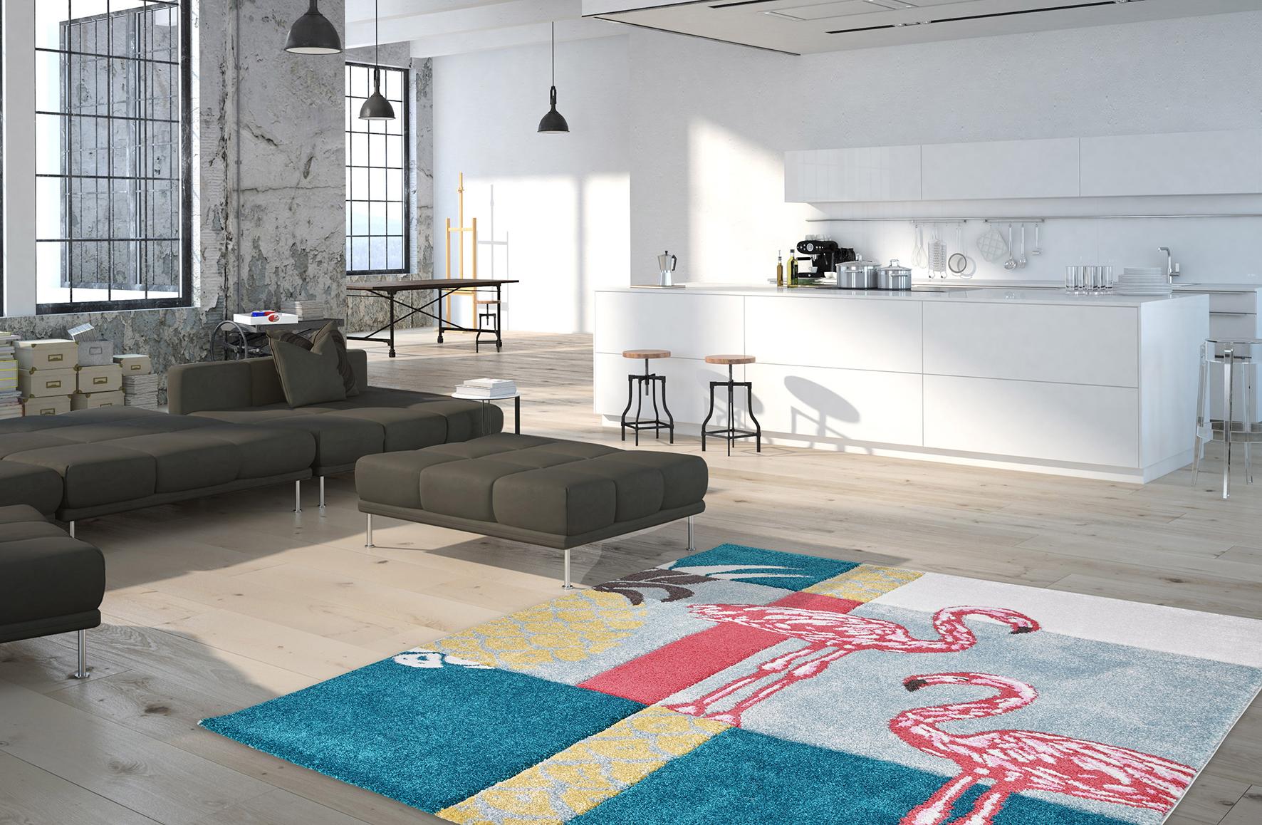 Egyedi mintás szőnyeg