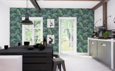 Zöld szín a lakberendezésben