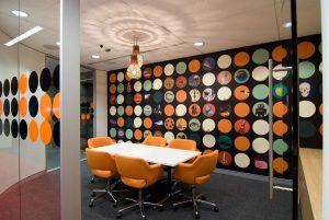 Kreatív fal irodákba